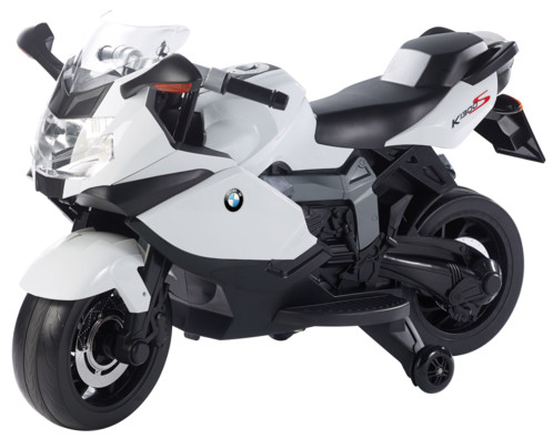 jouet moto lectrique pour enfant bmw k1300s avec sons. Black Bedroom Furniture Sets. Home Design Ideas