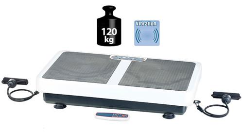 Plateforme à vibrations WBV-199.OE avec extenseurs