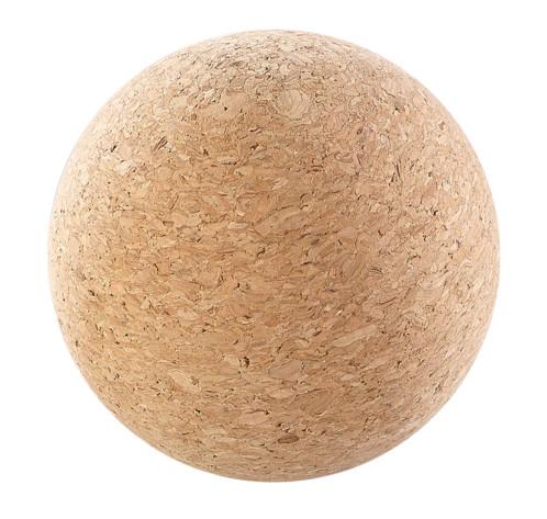 Balle de massage et d'exercice en liège Ø 6,5cm