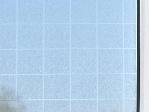 Décoration Pour Fenêtre Et Vitre Auto Adhésif Effet Rideau 200 X