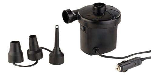 Gonfleur électrique avec chargeur 12 V