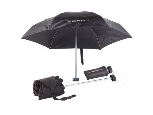 Mini parapluie 16 cm ultra léger et compact avec housse de rangement