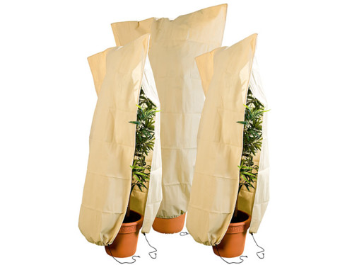 Pack de 3 housses d'hivernage XL - 175 x 120 cm