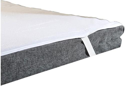 Protege Matelas Impermeable Lavable 180 X 200 Cm Pearl Fr