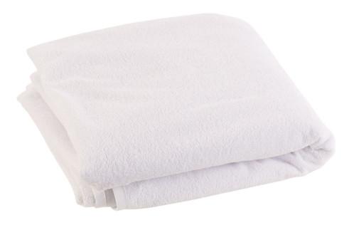 prot ge matelas imperm able lavable 140 x 200 cm. Black Bedroom Furniture Sets. Home Design Ideas