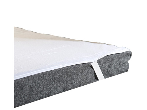 Protège matelas imperméable lavable - 70 x 140 cm