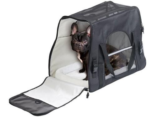 Sac de transport pour animal jusqu'à 15 kg, format L