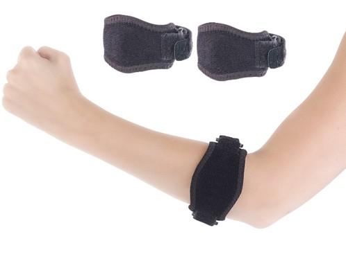 2 coudières avec coussinets de compression