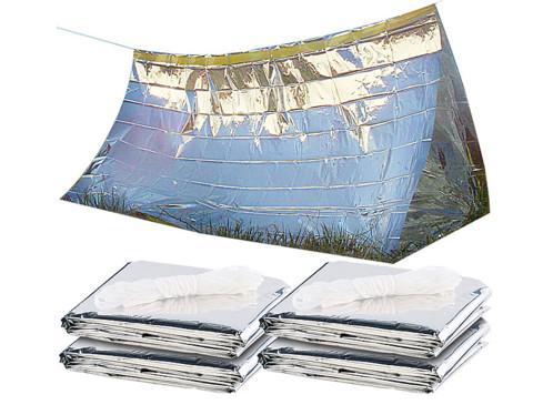 4 tentes de survie 2 personnes