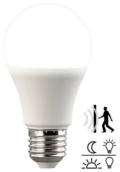 Ampoule Neutre 10 Mouvement Et Luminea Avec Capteurs Blanc W Led D'obscurité De PiukZX