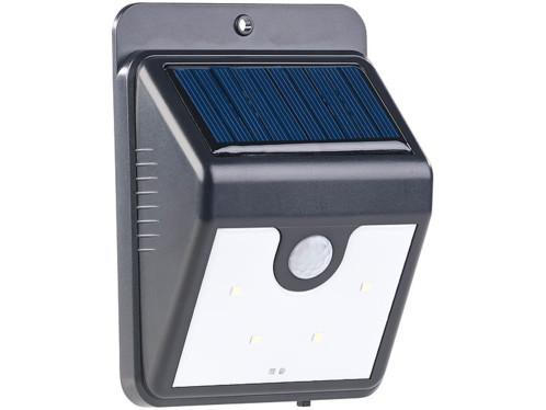 Applique Murale Solaire Led Avec Detecteur De Mouvement Wl 210 Solar