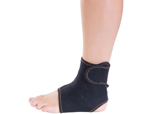 chevillère bandage pour sport entorses foulures cheville unisexe