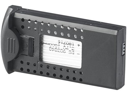 batterie de remplacement pour drone 4 helices avec 2 cameras hd gh-55 simulus