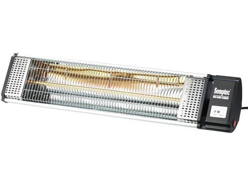 Chauffage radiant infrarouge d'extérieur ''RA-15.gl'' 1500 W