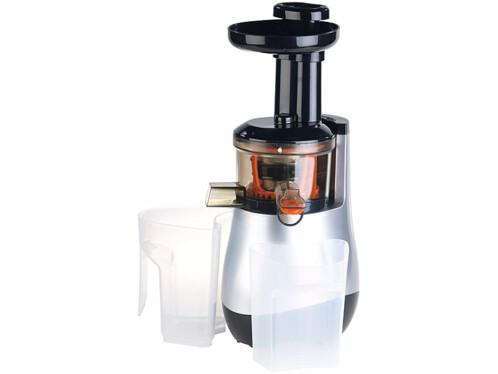 Extracteur de jus électrique 60 tours/minute 160 W