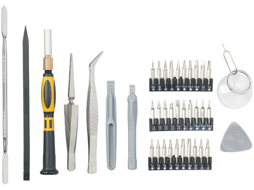 Kit de réparation 40pièces pour appareil mobile