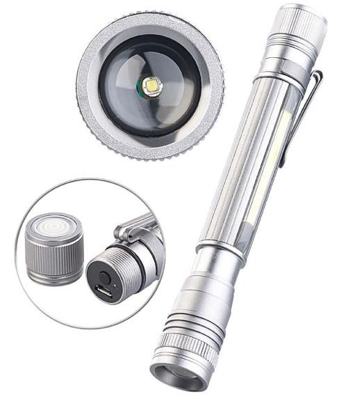 Par Kryolights 1 al Usb110 Travail Cob Rechargeable Ltl Lampe De 111 Led W Pocheamp; Lm UzSGqMVjLp
