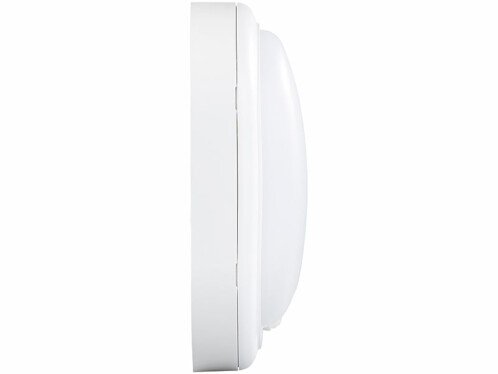 Lampe LED ovale antichoc 1050 lm / 15 W / 4000 K - Avec détecteur