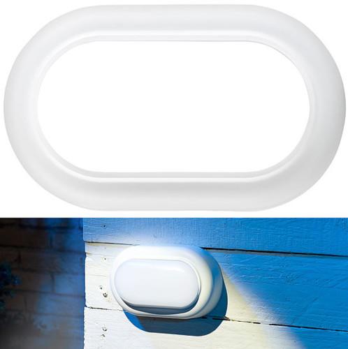Lampe LED ovale antichoc 540 lm / 8 W / 4000 K