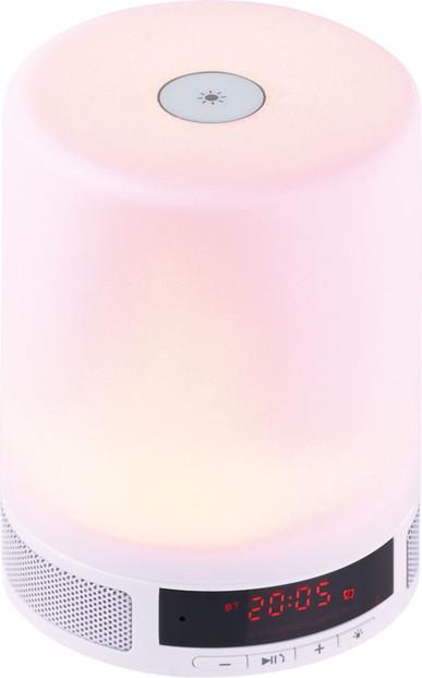 3 Lunartec Haut Parleur Lumineux En Lampe 1 Et Bluetooth Réveil Aq5j4L3R