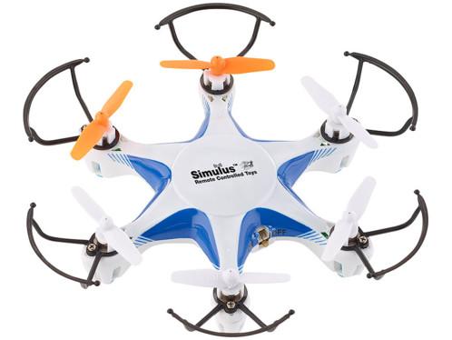 mini drone hexacoptere avec 6 hélices idéal débutants GH-5.loop simulus