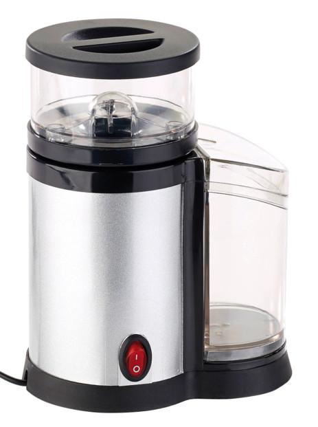 broyeur electrique de grains de café moulu avec disques lames en inox