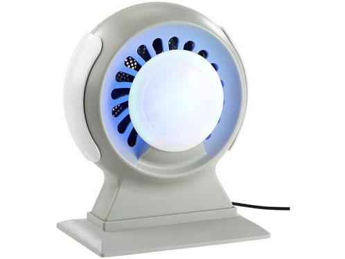 piege a insectes electrique sans poison avec lumiere uv pour moustiques mouches ideal interieur exterieur exbuster iv-310