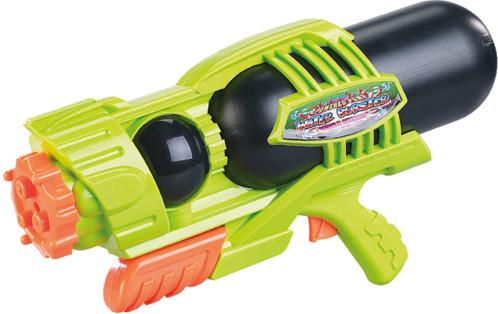 pistolet a eau a pompe avec reservoir XL 1,6l avec 3 jets super soaker speeron