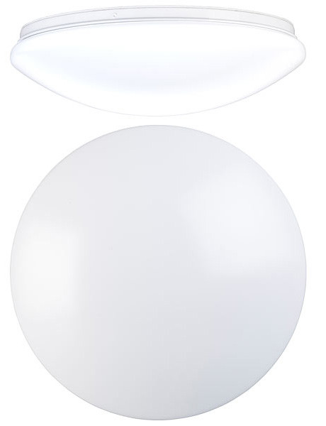 Plafonnier LED utilisable comme applique murale - Ø 38 cm - Blanc du jour