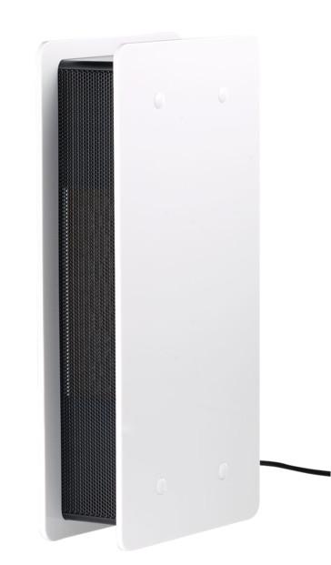 purificateur d'air newgen medicals nx9106 style blanc avec ionisateur et ventilateur pour odeurs germes pollens