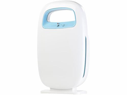 purificateur d'air avec ioniseur pour traitement de l'air comme mauvaises odeurs fumees de cigarette germes pollens acariens LR500 newgen medicals