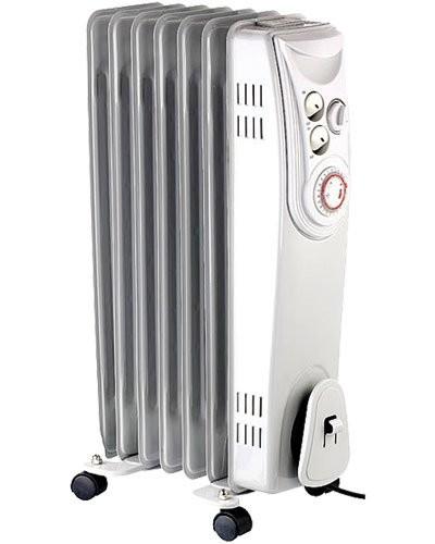 Radiateur à bain d'huile - 1500 W