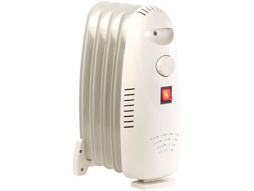 Radiateur électrique à bain d'huile 500 W avec thermostat