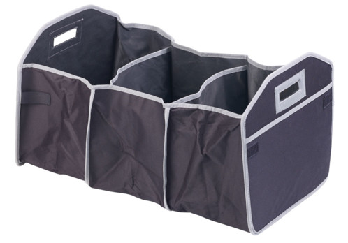 Sac de rangement pliable pour coffre de voiture XL- Avec sac isotherme