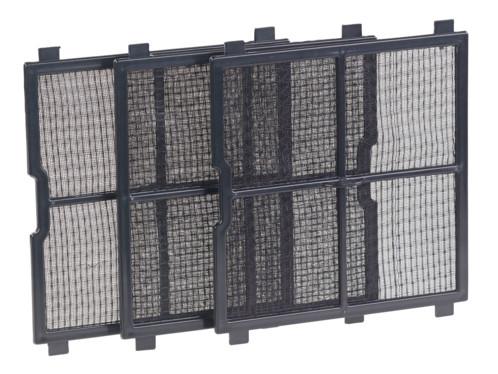 lot de 3 filtres de prefiltration pour purificateur d'air lr500 newgen medicals anti odeurs et bacteries pollens