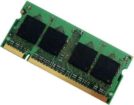 Mémoire Sodimm  DDR2 - 1 Go (800 Mhz)