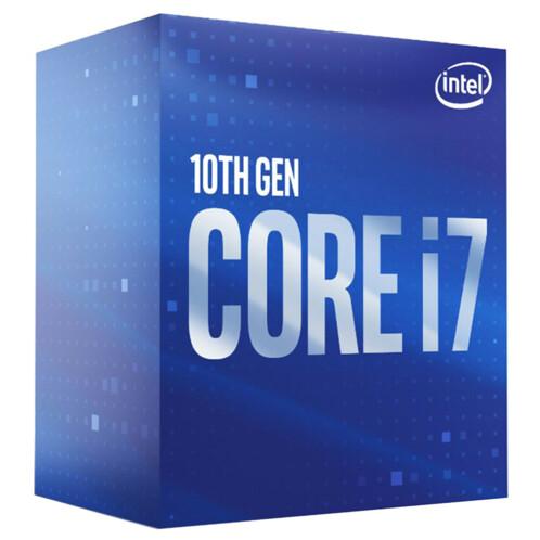 Processeur Intel Core i7-10700.