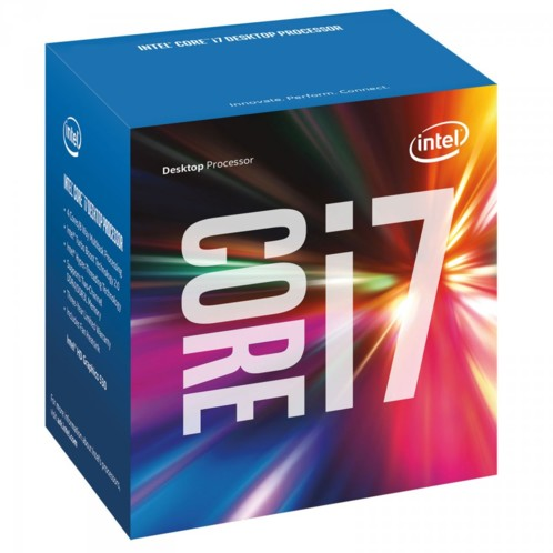Processeur Intel Core i7 - 6700 K