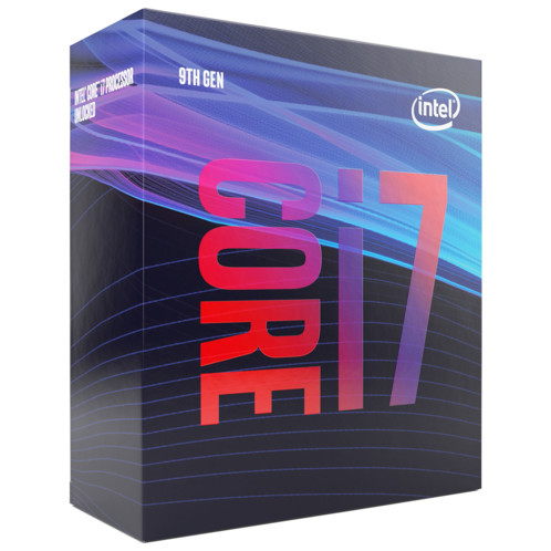 Processeur Intel Core i7 - 9700 (3 GHz) Socket 1151.