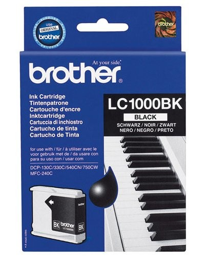 Cartouche originale Brother ''LC1000BK''