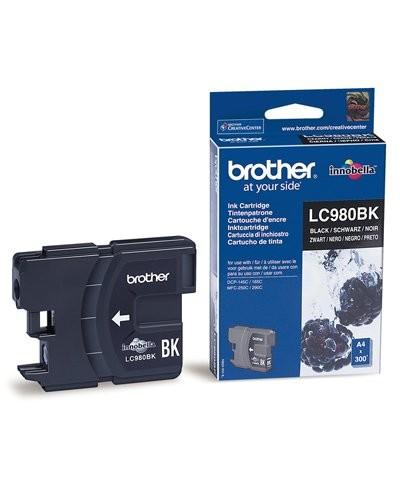 Cartouche originale Brother ''LC980BK''