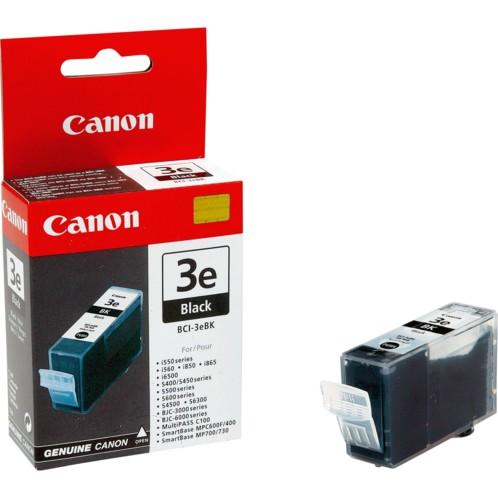 Cartouche originale Canon BCI3EBK - Noir