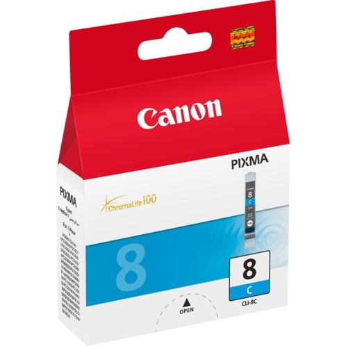 Cartouche originale Canon ''Cli8C'' cyan