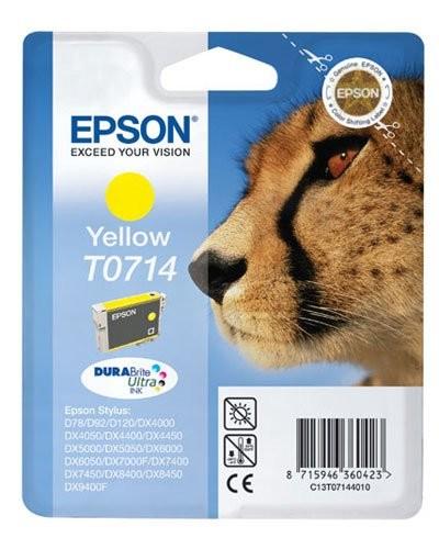 Cartouche originale Epson ''T071440'' jaune