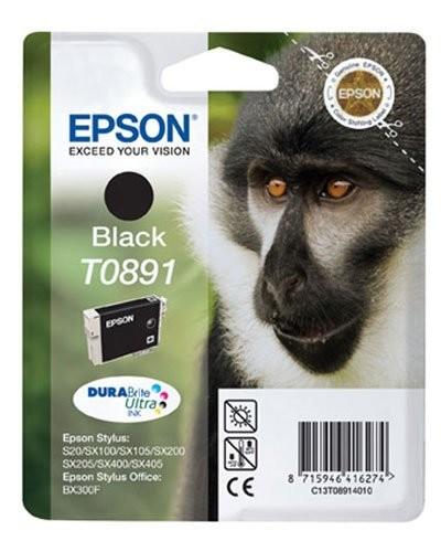 Cartouche originale Epson ''T089140'' noir