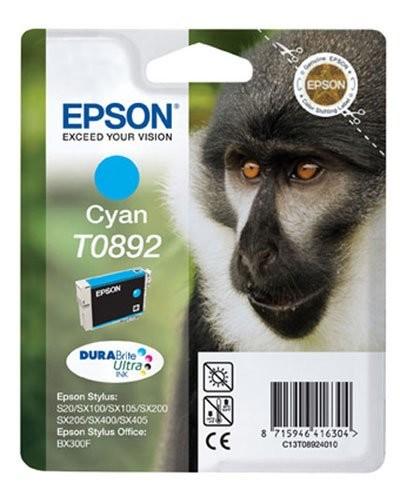 Cartouche originale Epson ''T089240'' cyan