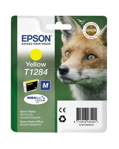 Cartouche originale Epson ''T128440'' jaune