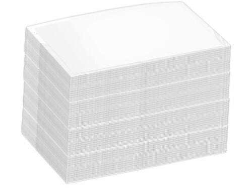 100 Pochettes de plastification - 95 x 60 mm / 125 Mic