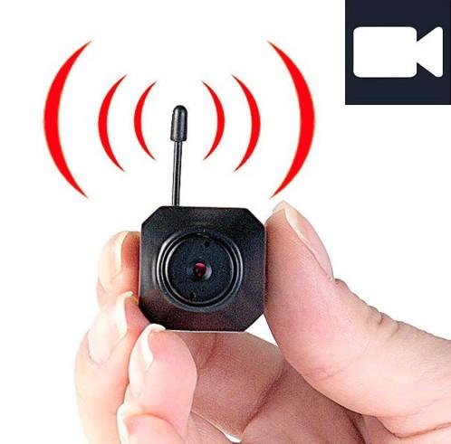 Caméra sans fil Spy Cam avec Son - 2.4GHz