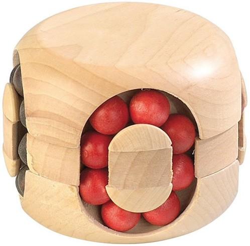 Casse-tête en bois - Les perles magiques